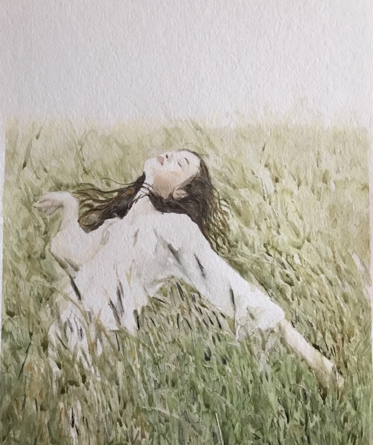 ballet_Edna Carla Stradioto_watercolor in hahnemuhle anniversary edition 425gsm 36x48cm_2018