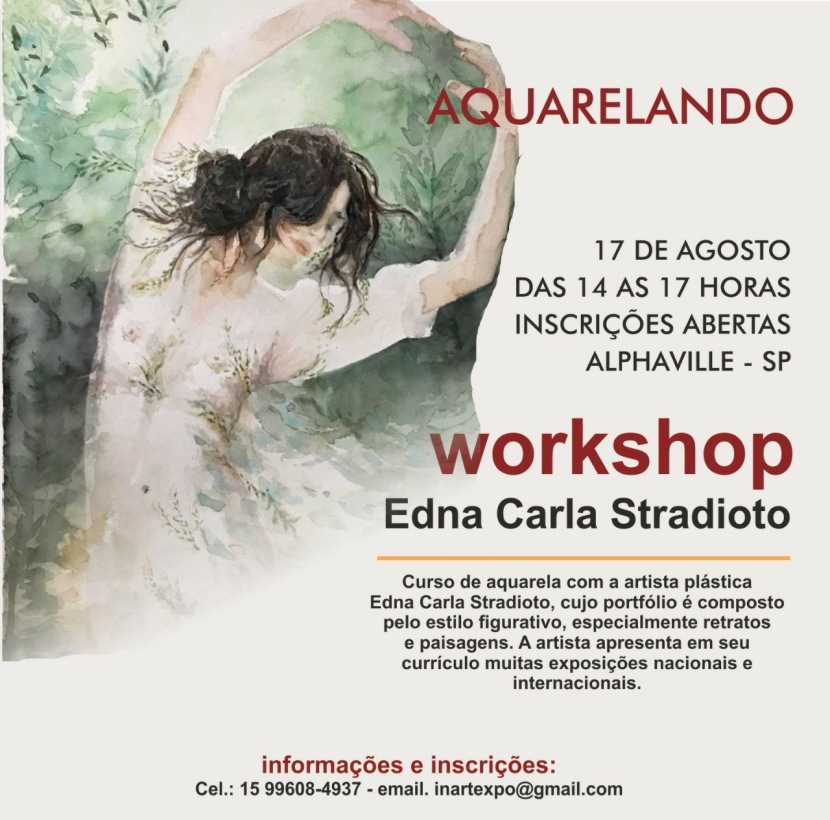 Workshop no Espacio Alpha Gallery
