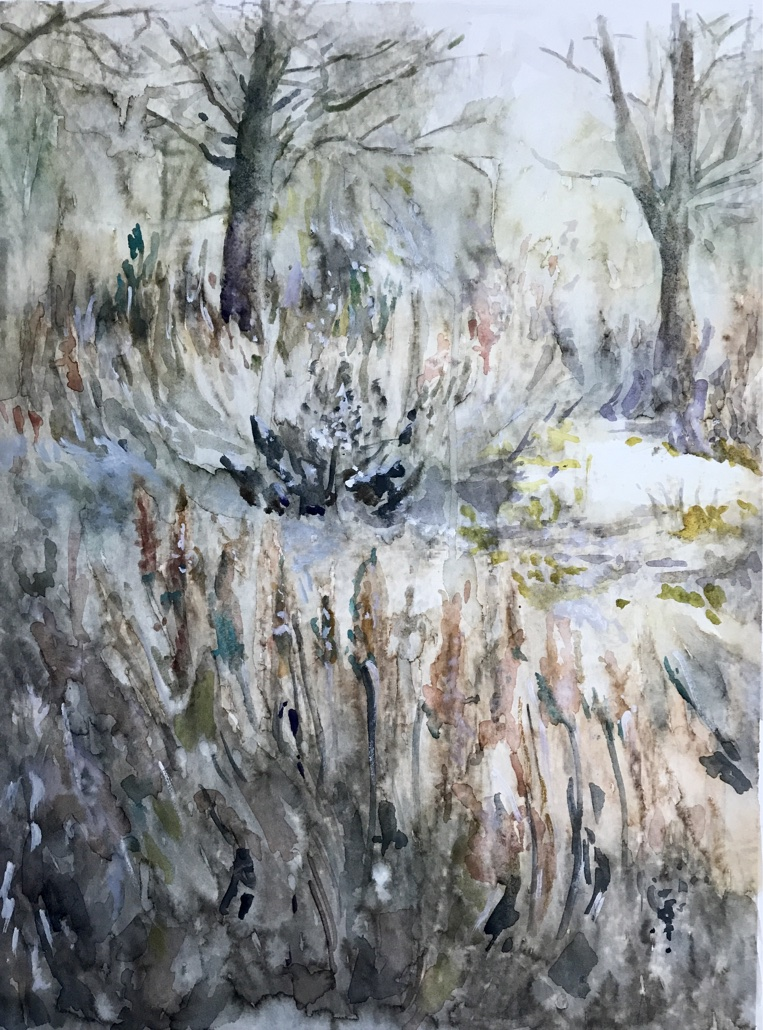 ze's landscape_Edna Carla Stradioto_watercolor in Hahnemuhle Anniversary Edition 425 gsm_36x48cm
